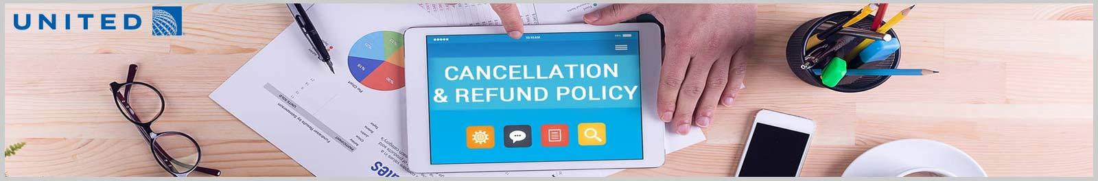 United Airlines Flight Cancellation & Refund Policy