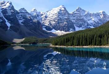 Banff National Park & the Rocky Mountains
